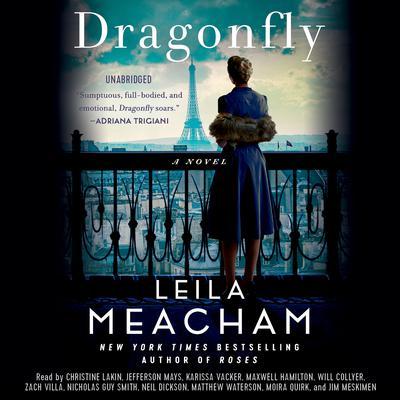 Dragonfly Audiobook, by Leila Meacham