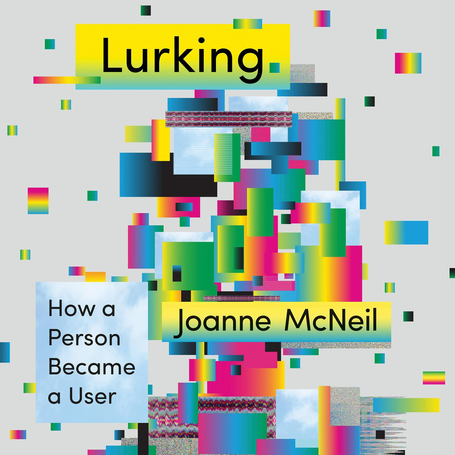 Printable Lurking: How a Person Became a User Audiobook Cover Art