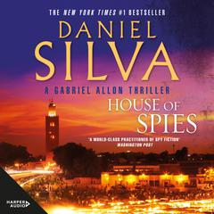 House of Spies Audiobook, by Daniel Silva
