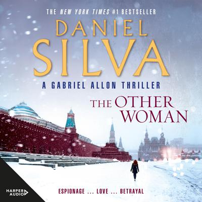 The Other Woman Audiobook, by Daniel Silva
