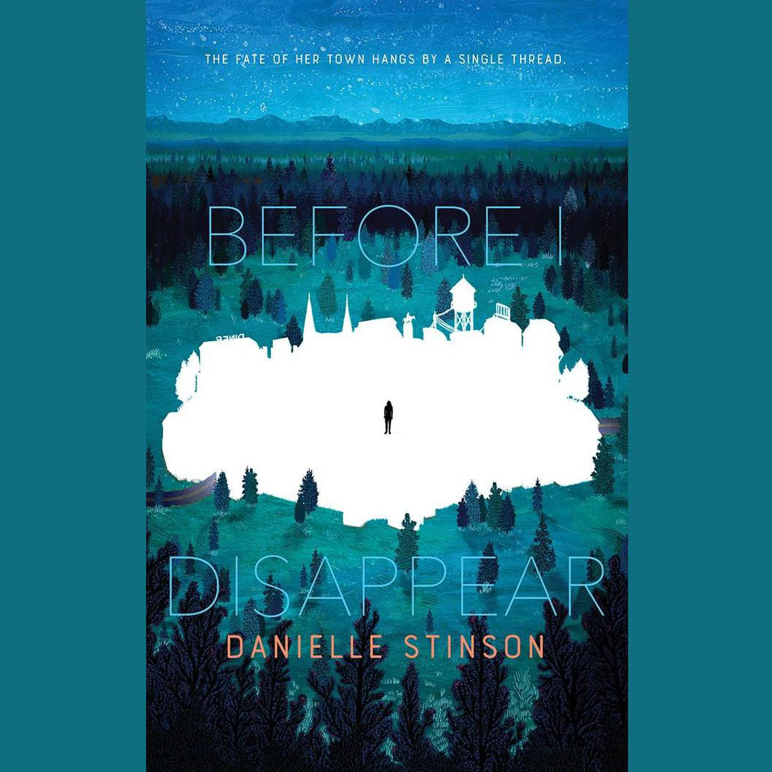 Printable Before I Disappear Audiobook Cover Art