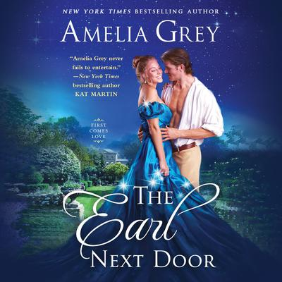 The Earl Next Door Audiobook, by Amelia Grey