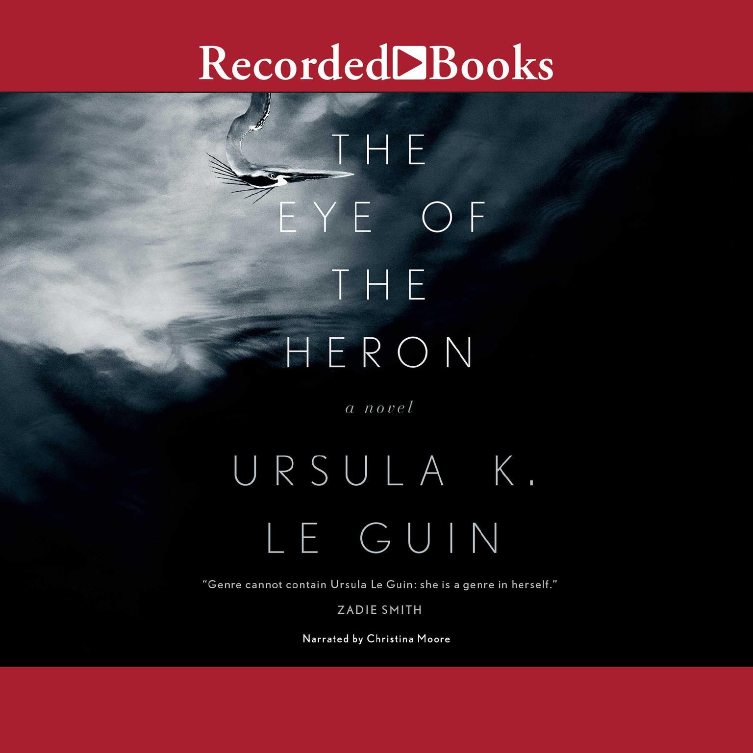 ursula k le guin audiobook