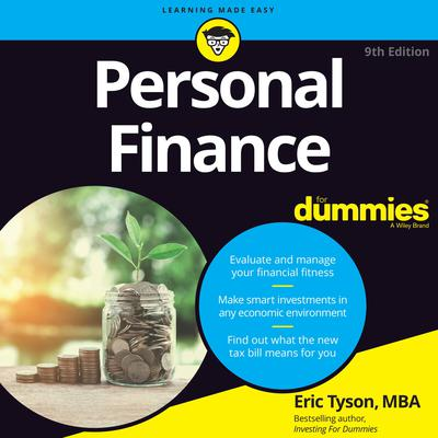 Personal Finance For Dummies: 9th Edition Audiobook, by Eric Tyson