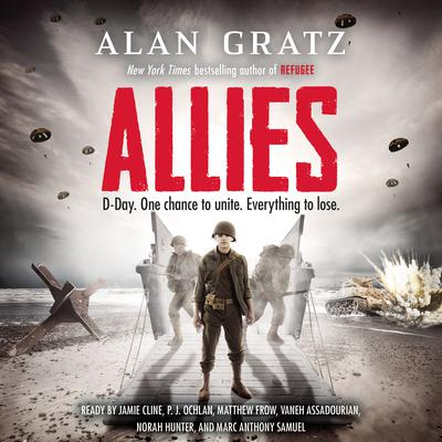 Allies Audiobook, by