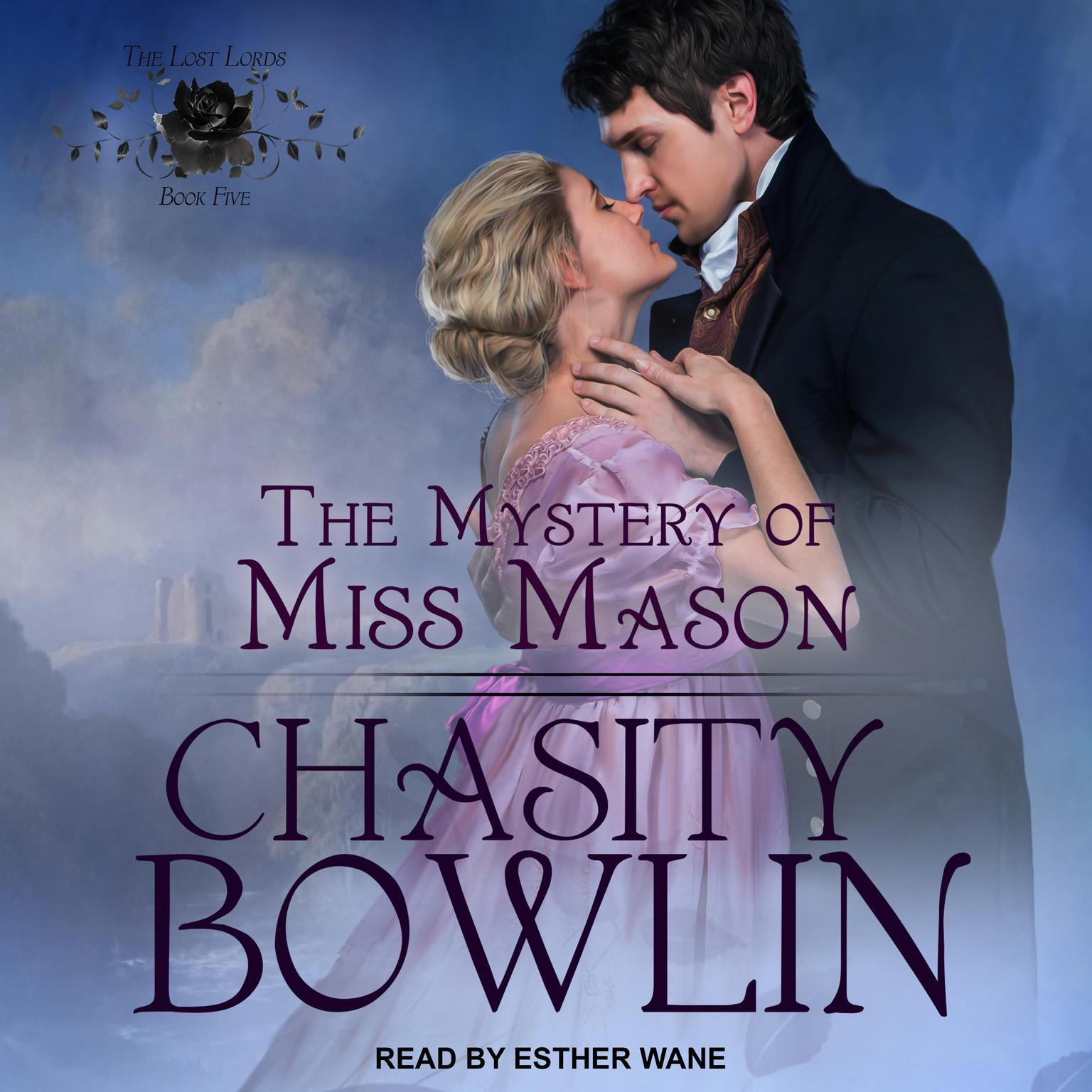 Printable The Mystery of Miss Mason Audiobook Cover Art