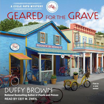 Geared for the Grave Audiobook, by