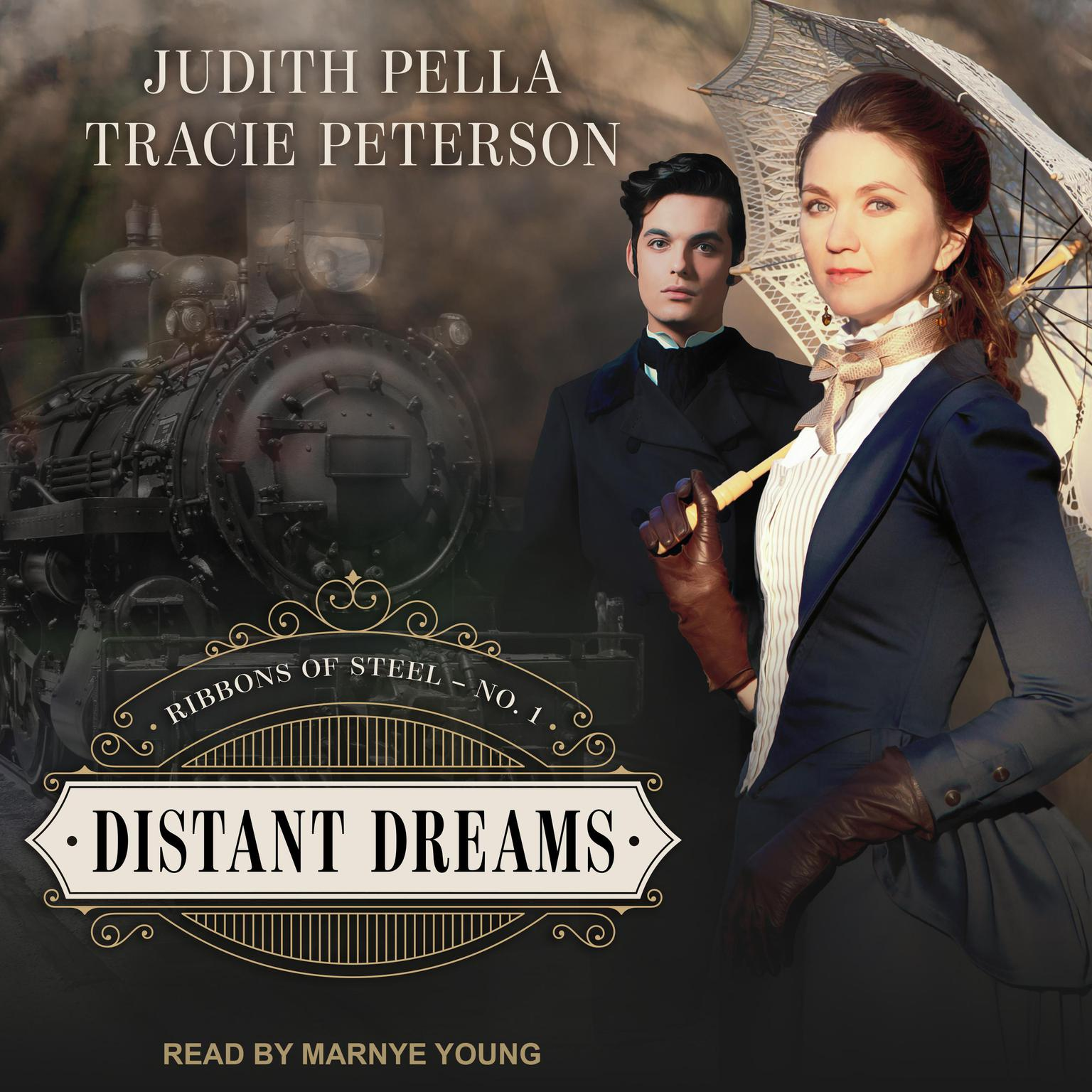 Printable Distant Dreams Audiobook Cover Art