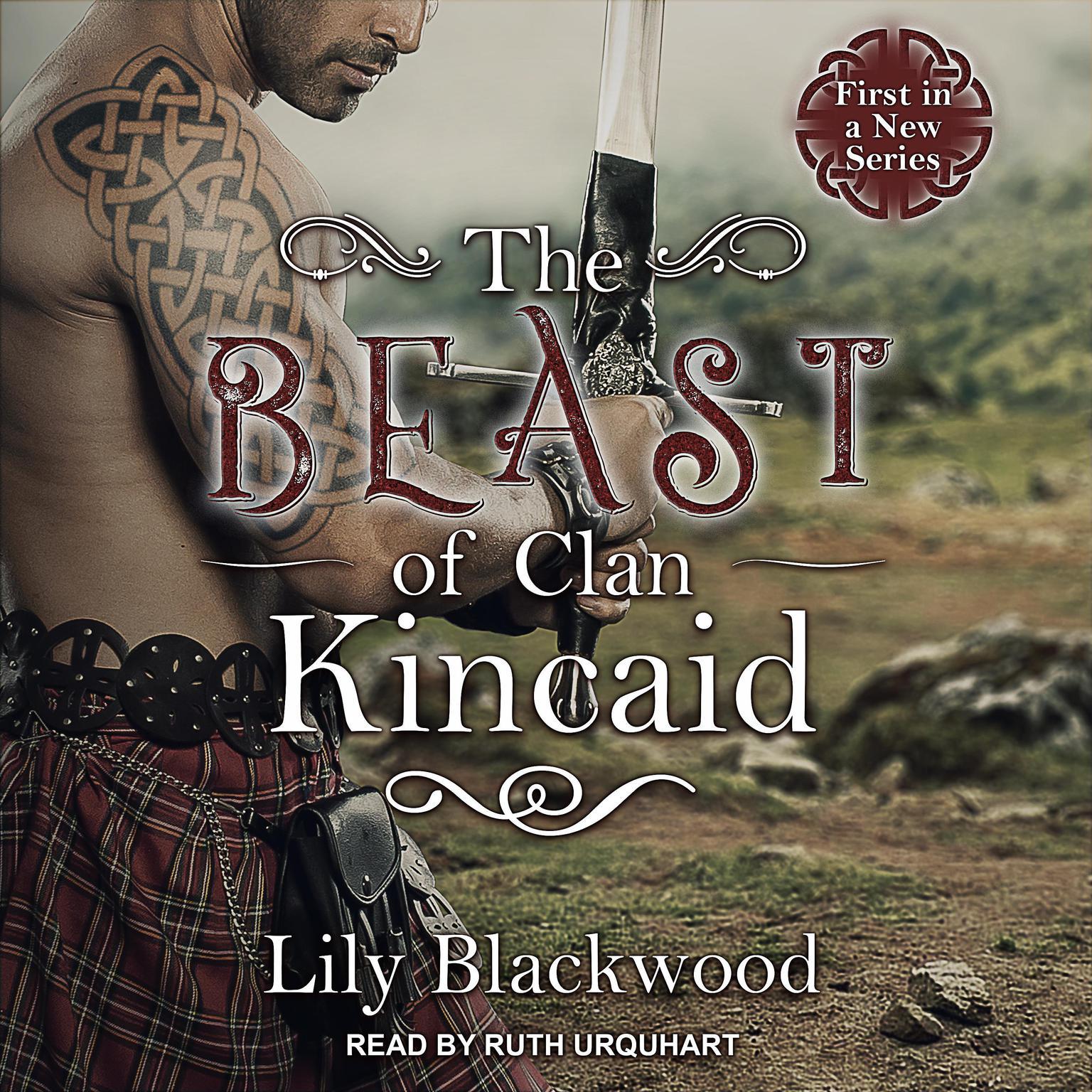 Printable The Beast of Clan Kincaid Audiobook Cover Art