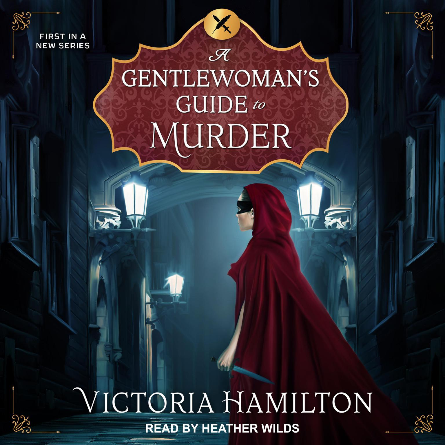 A Gentlewomans Guide to Murder Audiobook, by Victoria Hamilton