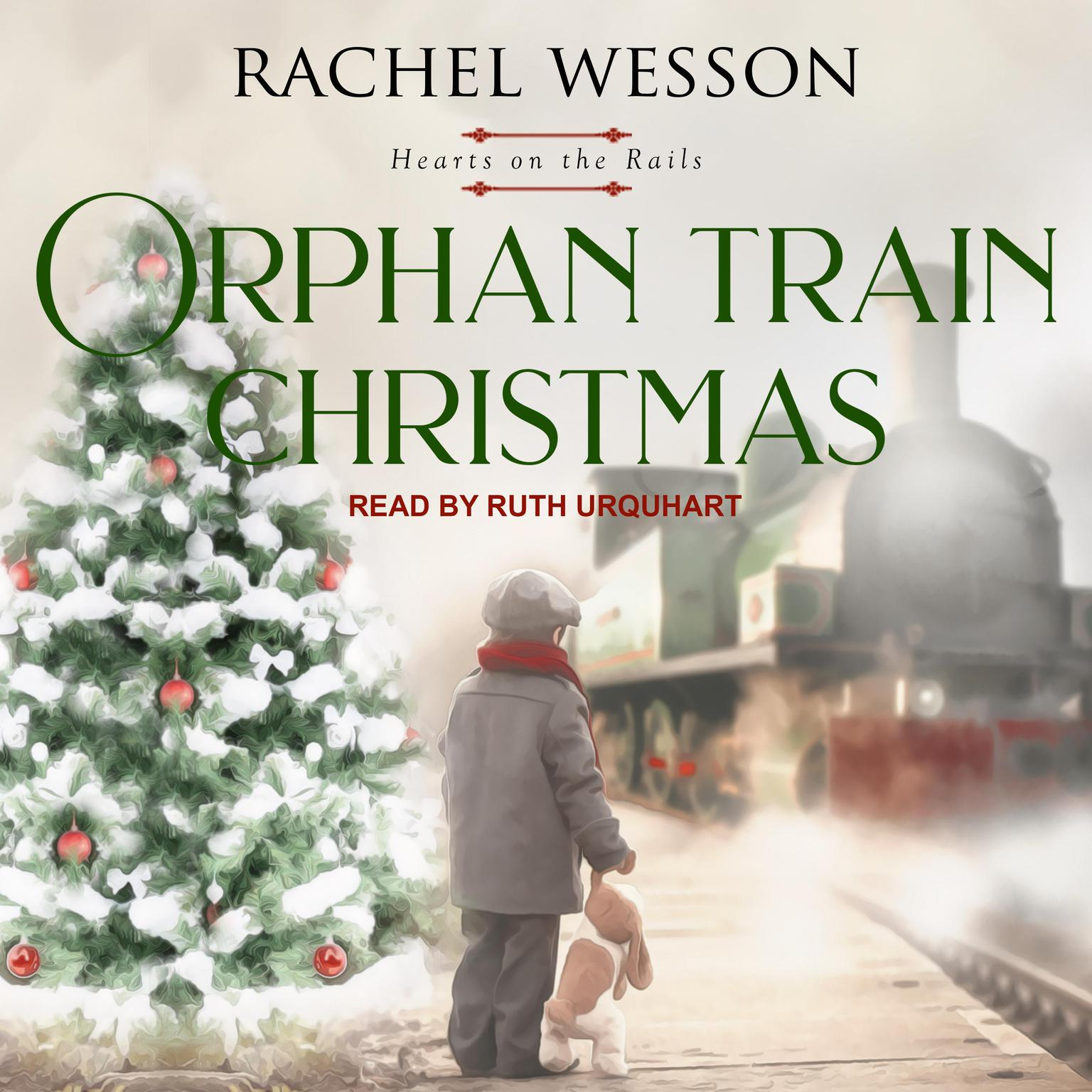 Printable Orphan Train Christmas Audiobook Cover Art