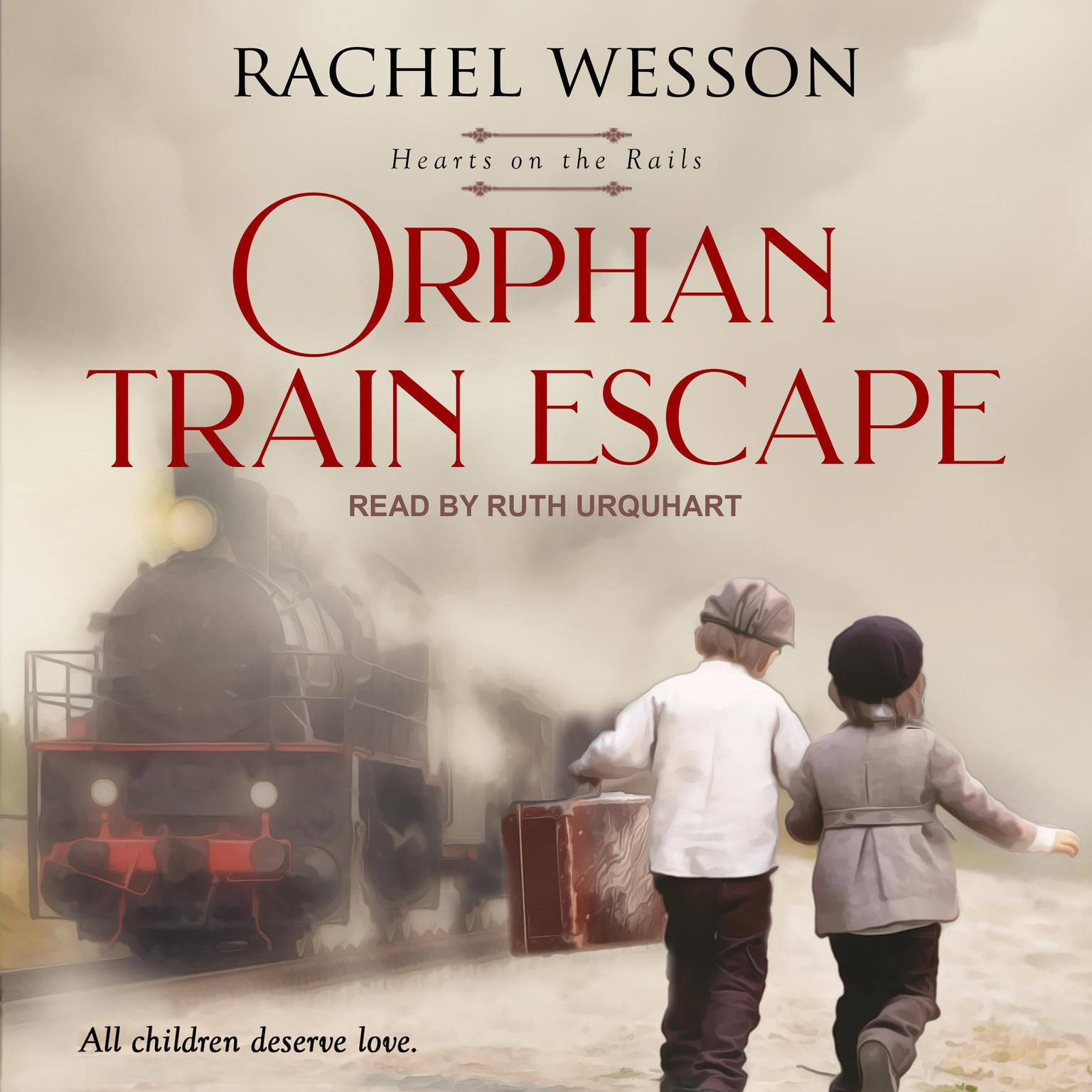 Printable Orphan Train Escape Audiobook Cover Art