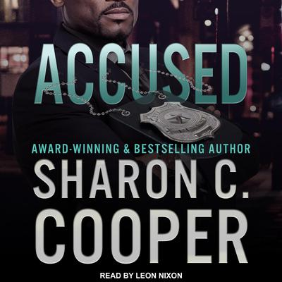 Accused Audiobook, by Sharon C. Cooper