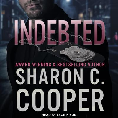 Indebted Audiobook, by Sharon C. Cooper