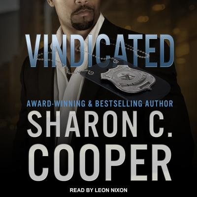Vindicated Audiobook, by Sharon C. Cooper