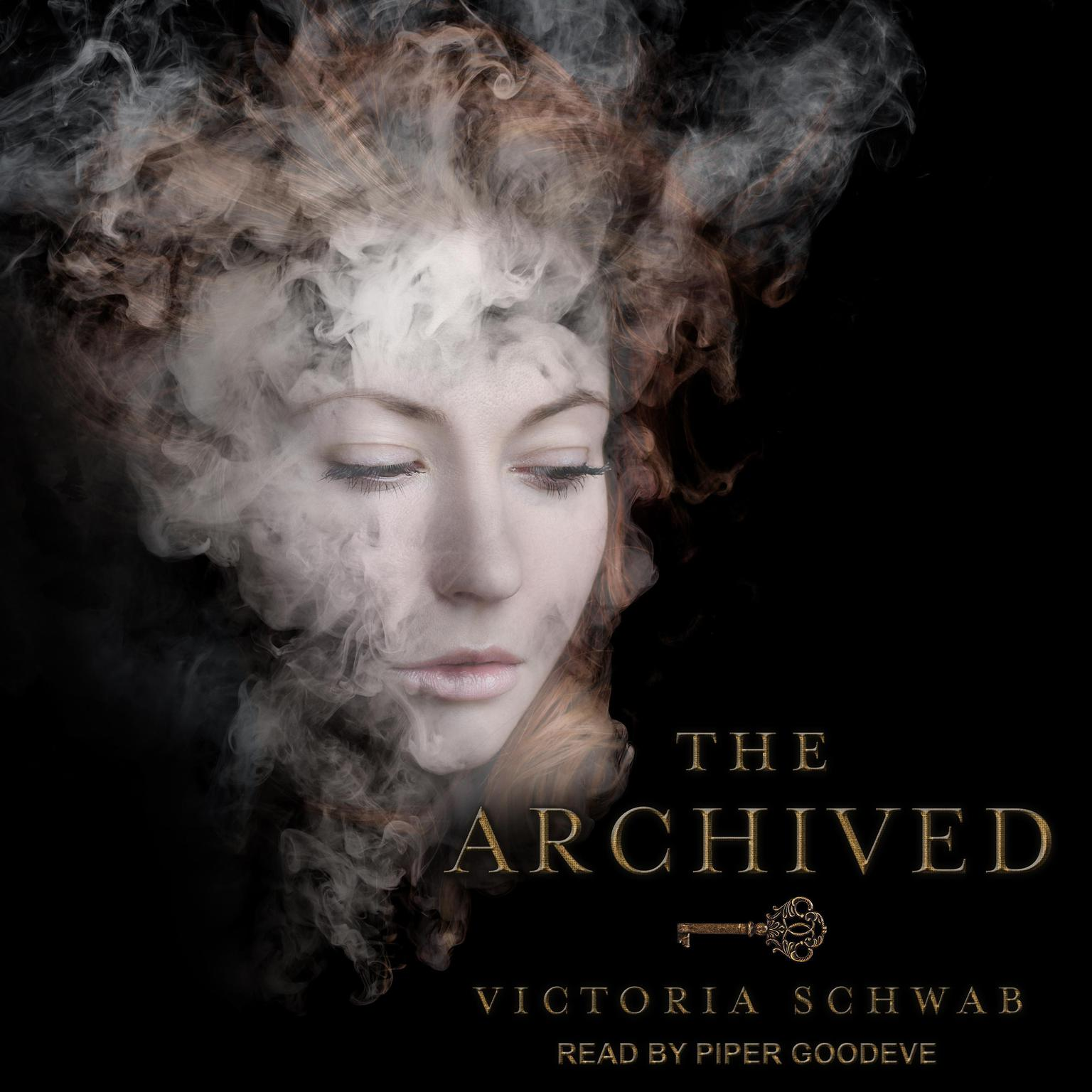 Printable The Archived Audiobook Cover Art