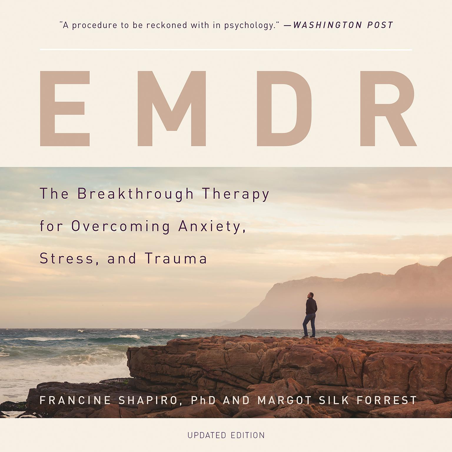 Printable EMDR: The Breakthrough Therapy for Overcoming Anxiety, Stress, and Trauma Audiobook Cover Art