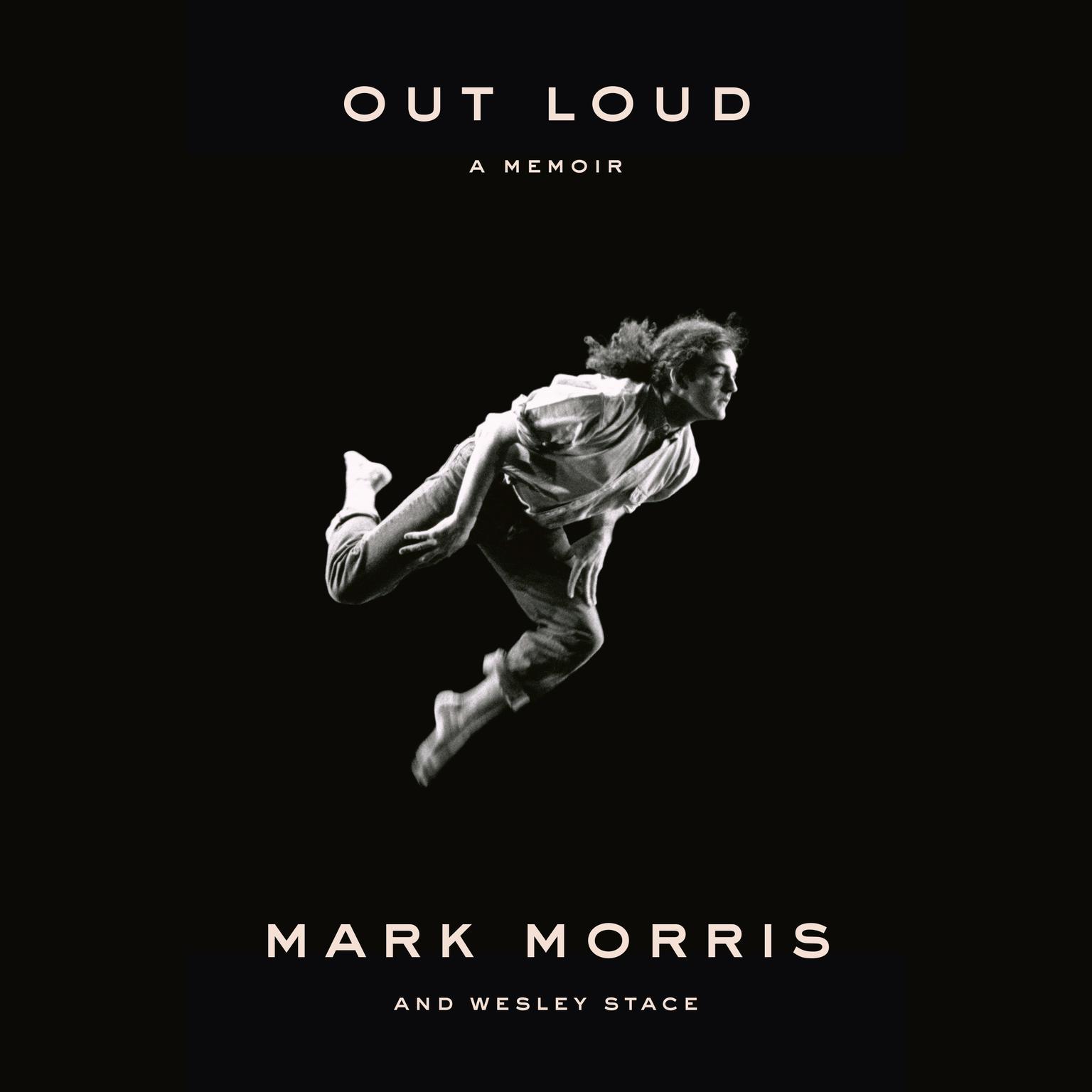 Printable Out Loud: A Memoir Audiobook Cover Art