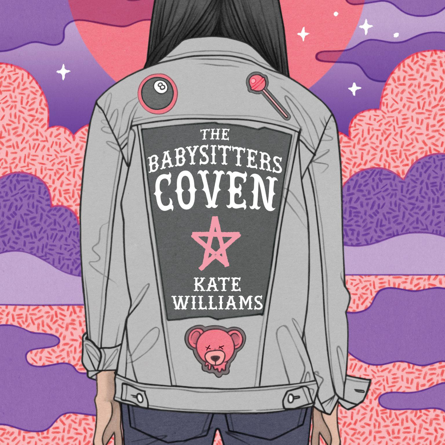 Printable The Babysitters Coven Audiobook Cover Art