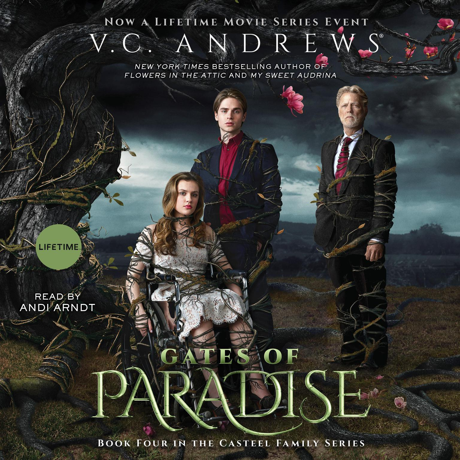 Printable Gates of Paradise Audiobook Cover Art
