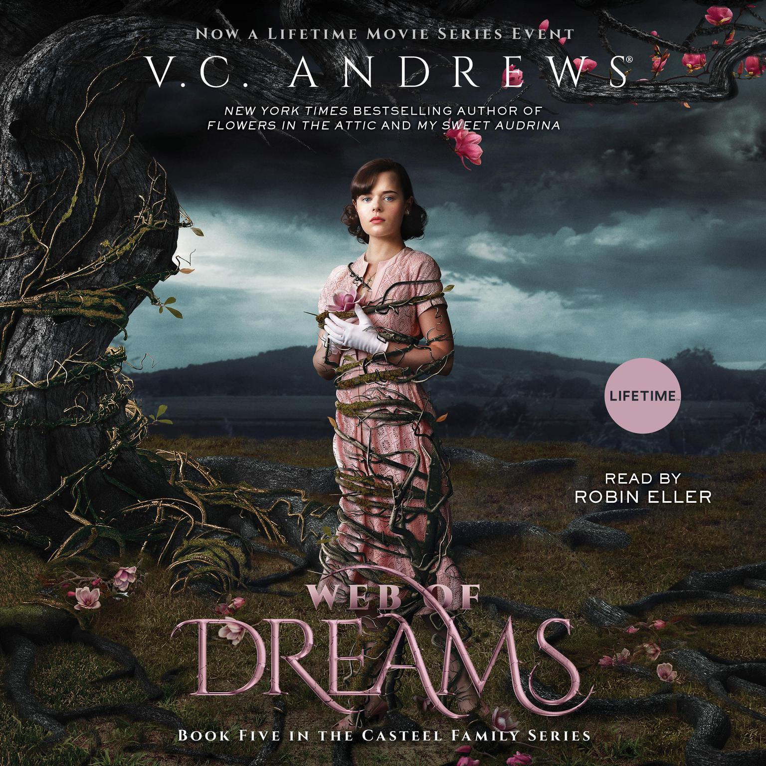 Printable Web of Dreams Audiobook Cover Art