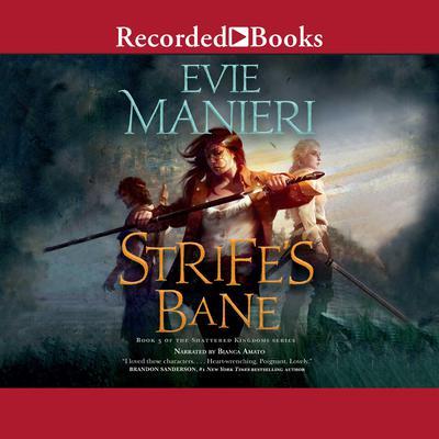 Strifes Bane Audiobook, by Evie Manieri