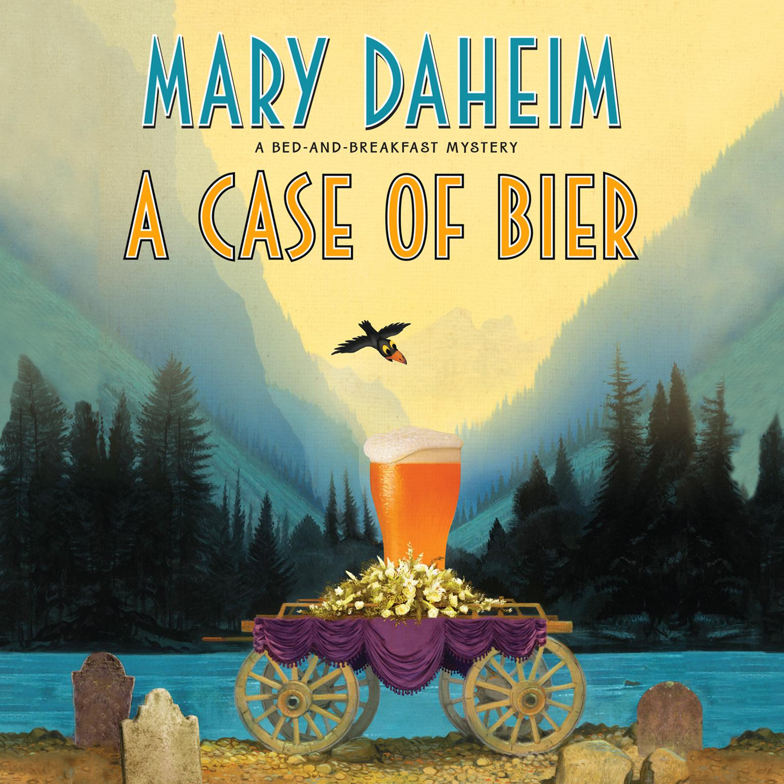 Printable A Case of Bier Audiobook Cover Art