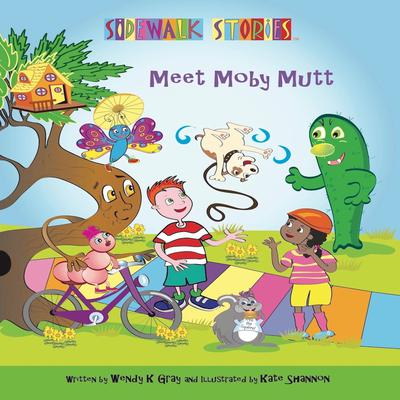Sidewalk Stories: Meet Moby Mutt Audiobook, by Kate Shannon