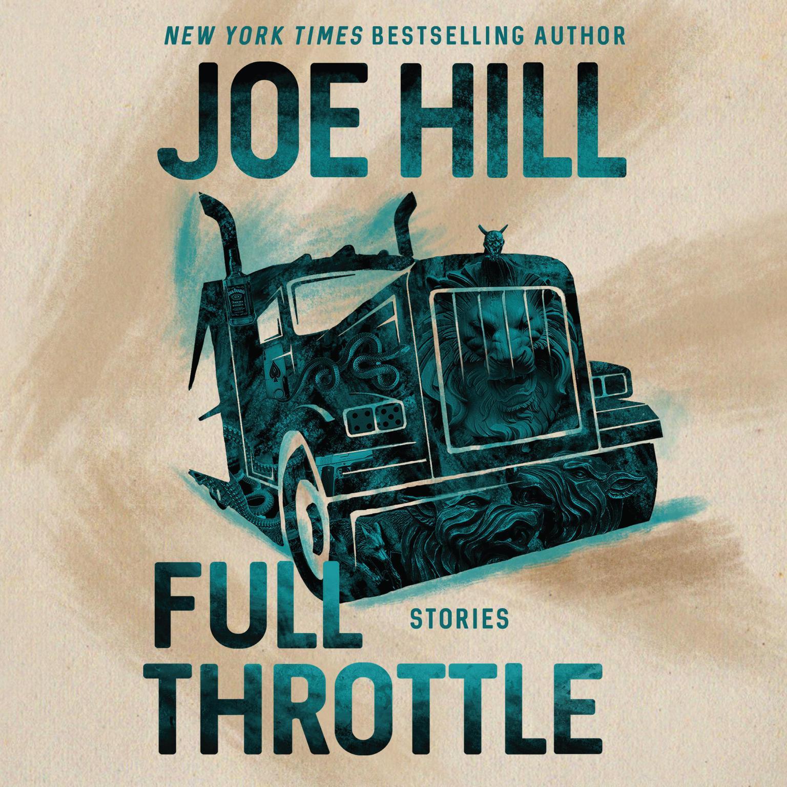 Printable Full Throttle: Stories Audiobook Cover Art