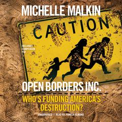 Open Borders, Inc.: Who's Funding America's Destruction? Audiobook, by