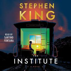 The Institute: A Novel Audiobook, by
