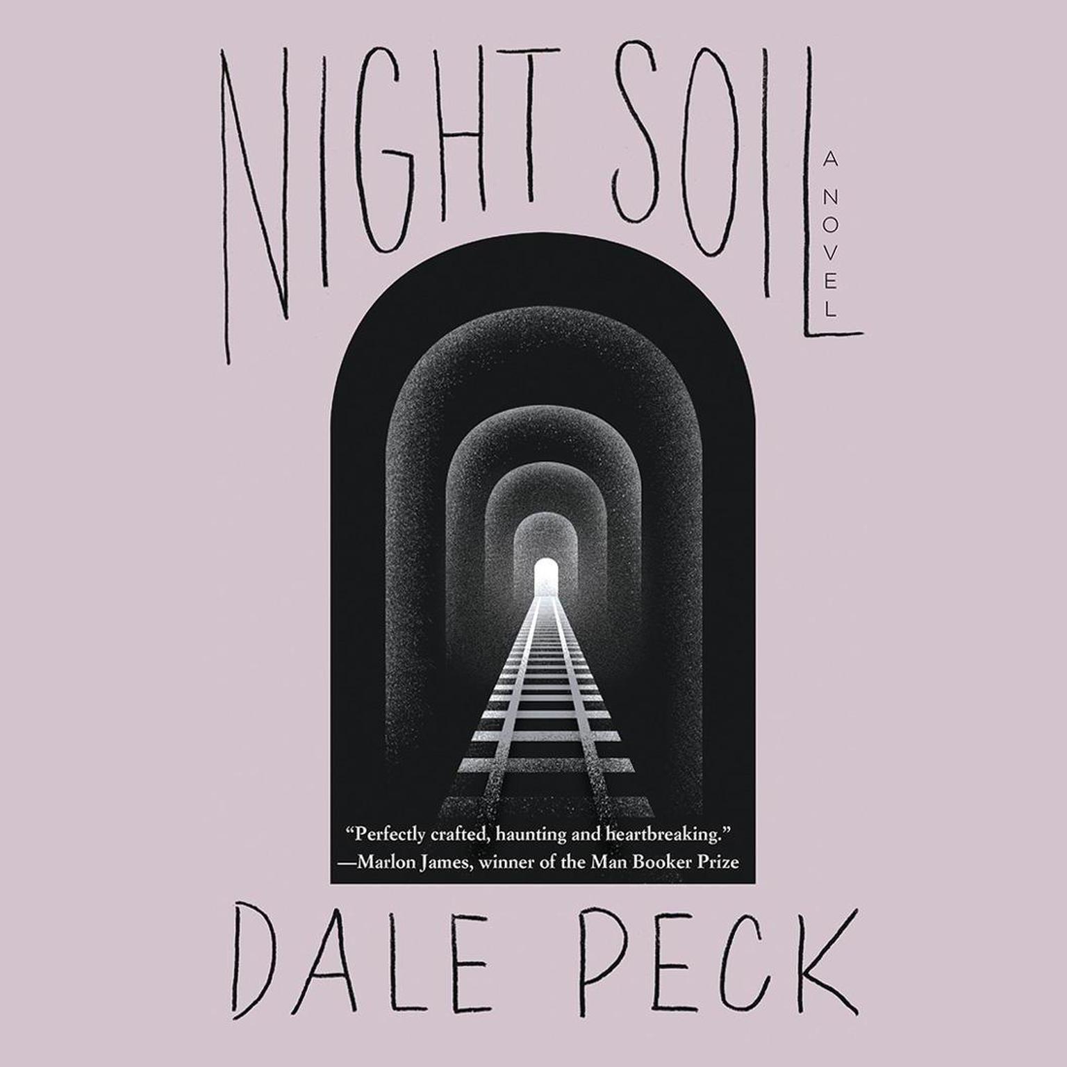 Printable Night Soil Audiobook Cover Art
