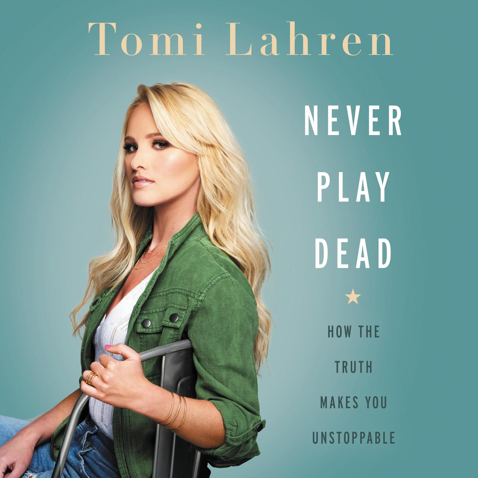Printable Never Play Dead: How the Truth Makes You Unstoppable Audiobook Cover Art