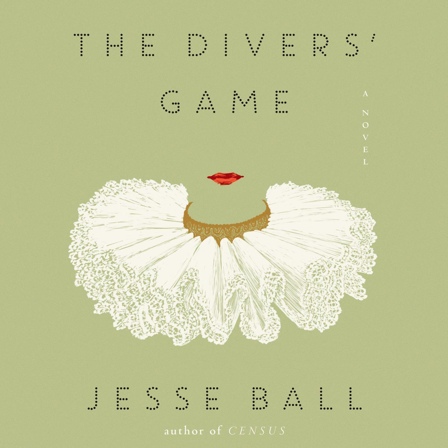 Printable The Divers' Game: A Novel Audiobook Cover Art
