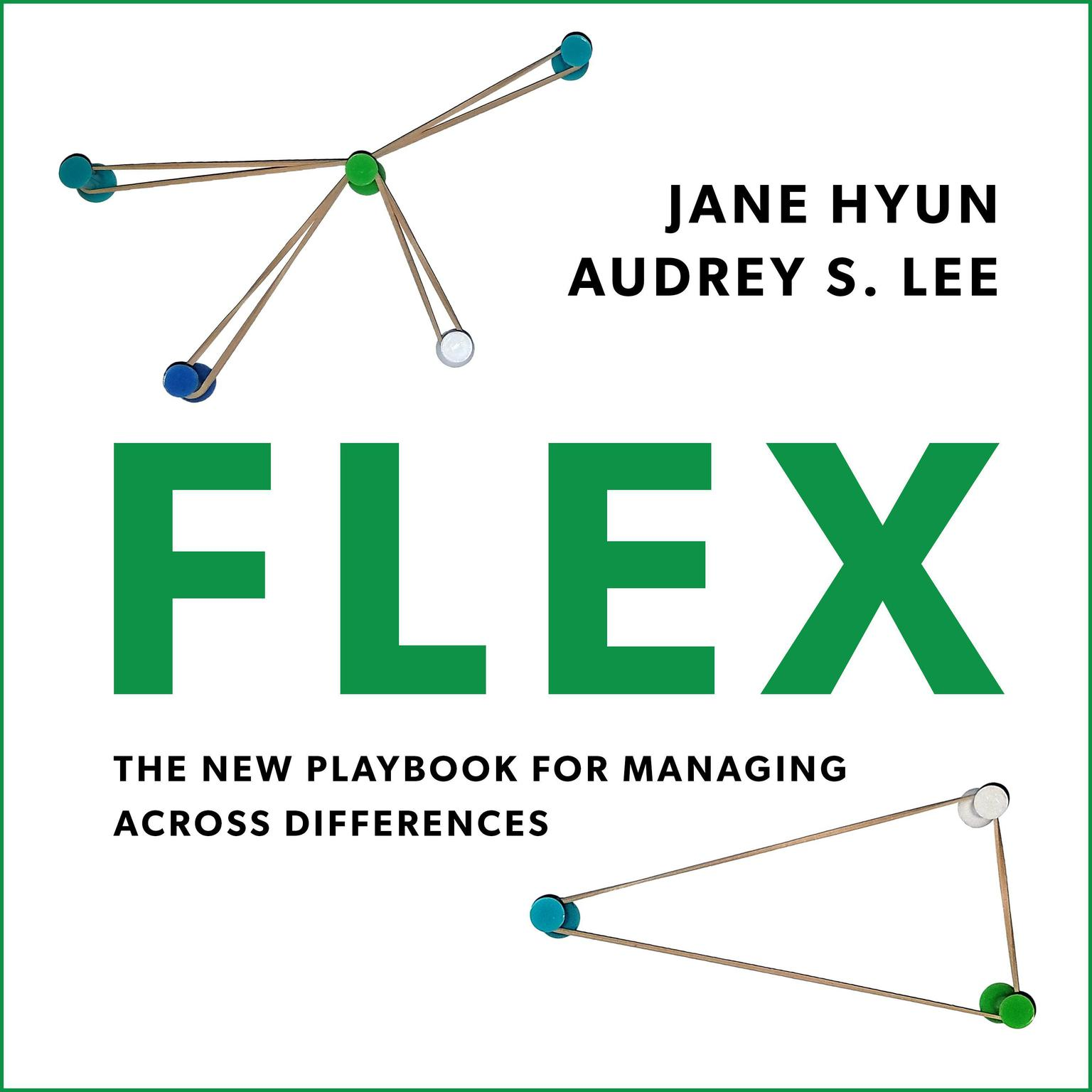 Printable Flex: The New Playbook for Managing Across Differences Audiobook Cover Art