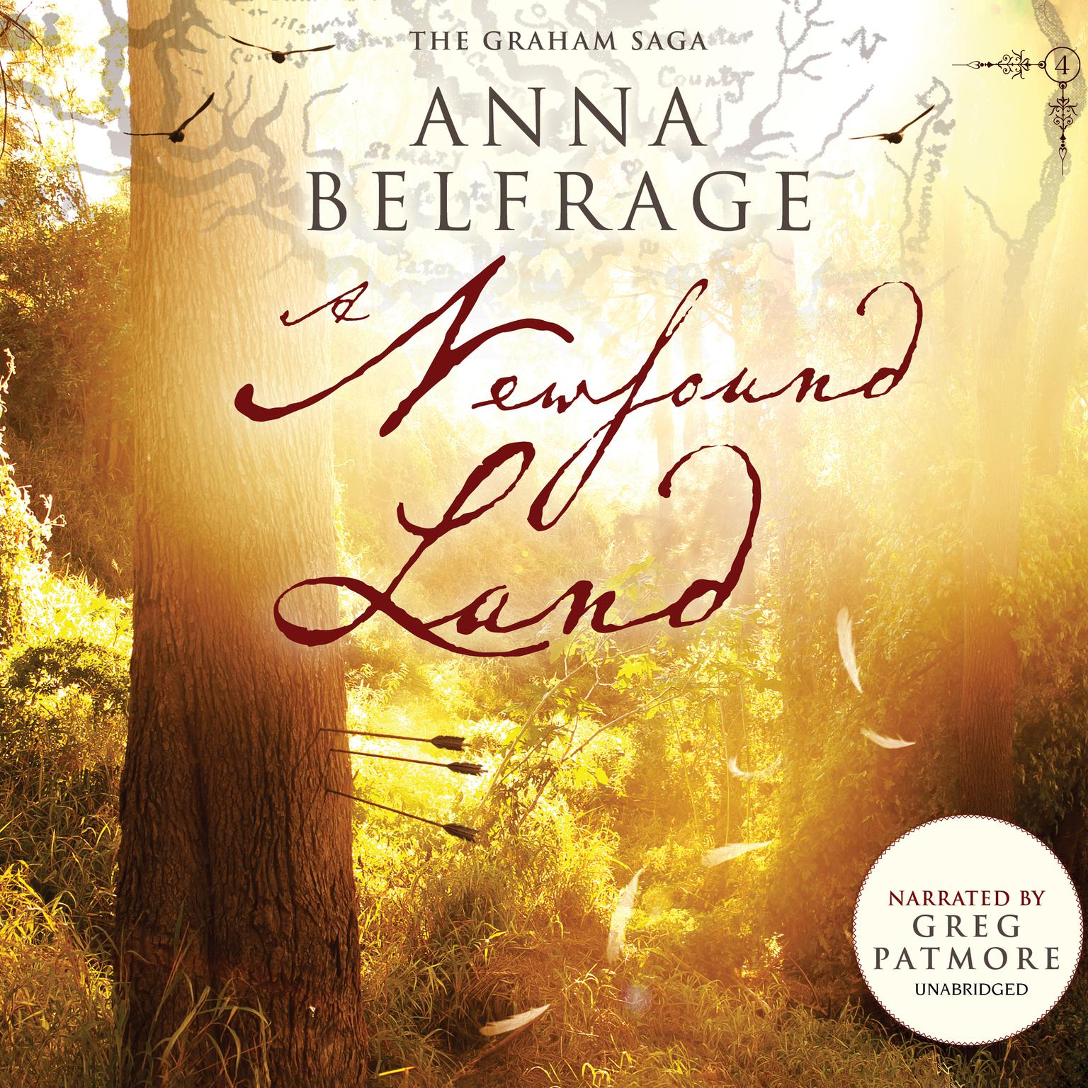 Printable A Newfound Land Audiobook Cover Art