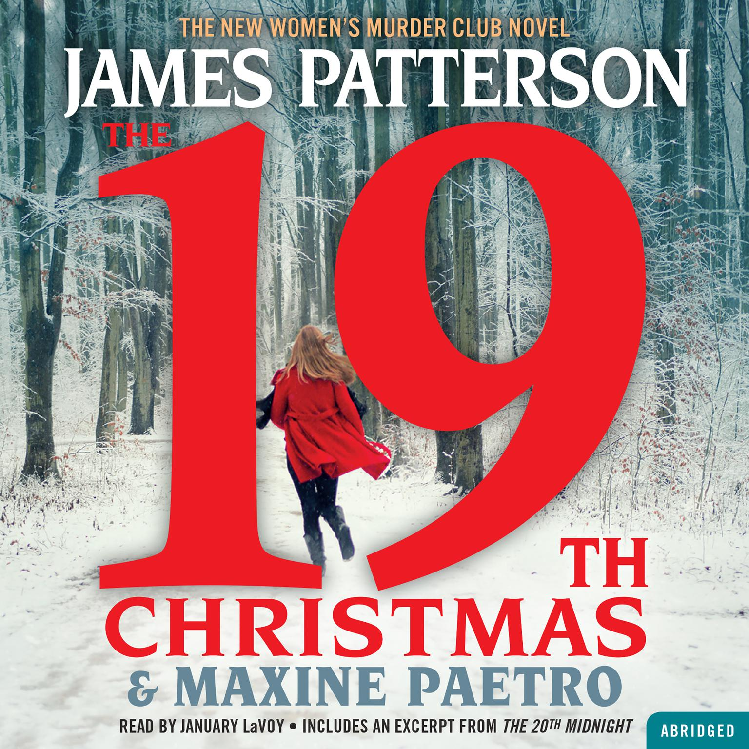 The 19th Christmas (Abridged) Audiobook, by James Patterson