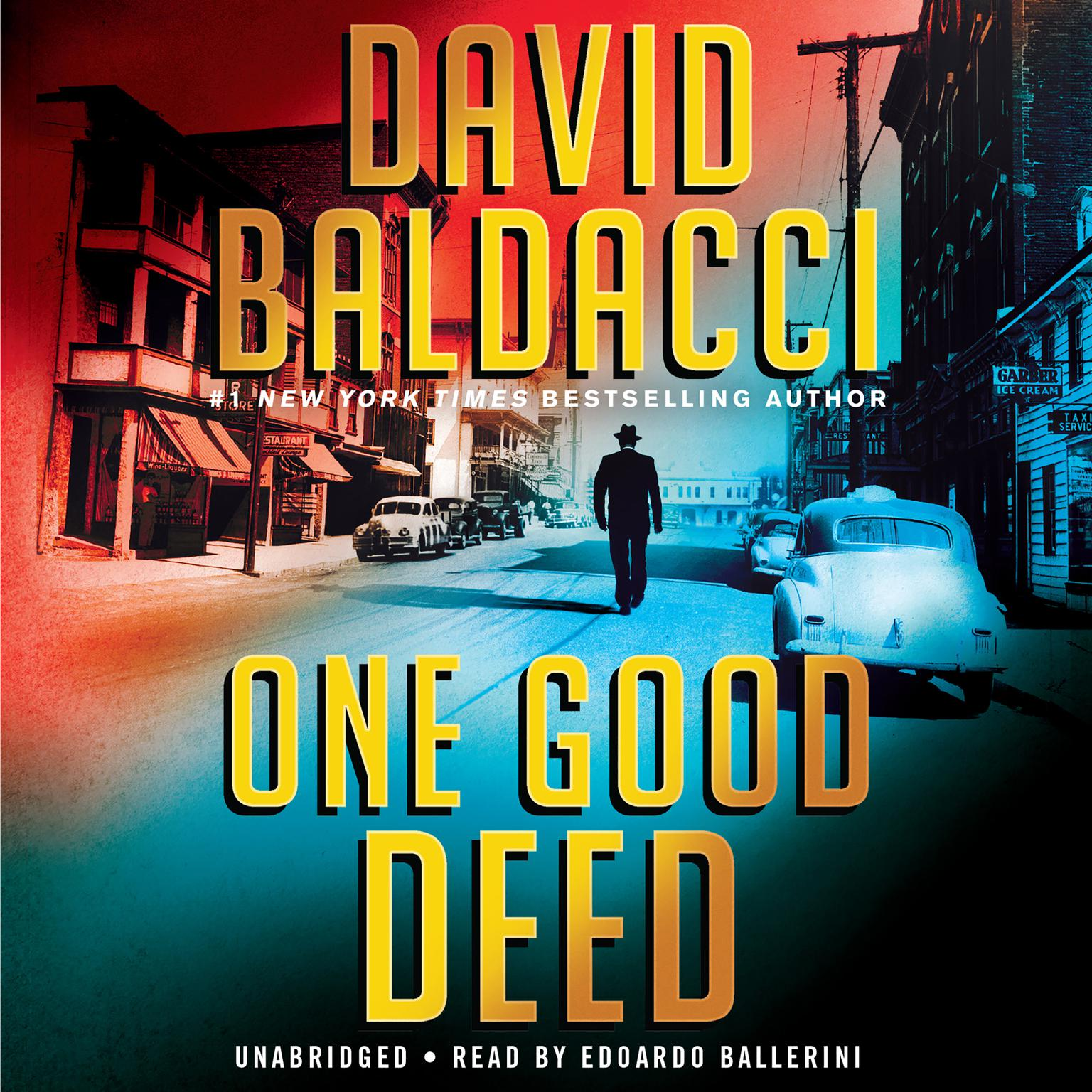 Printable One Good Deed Audiobook Cover Art