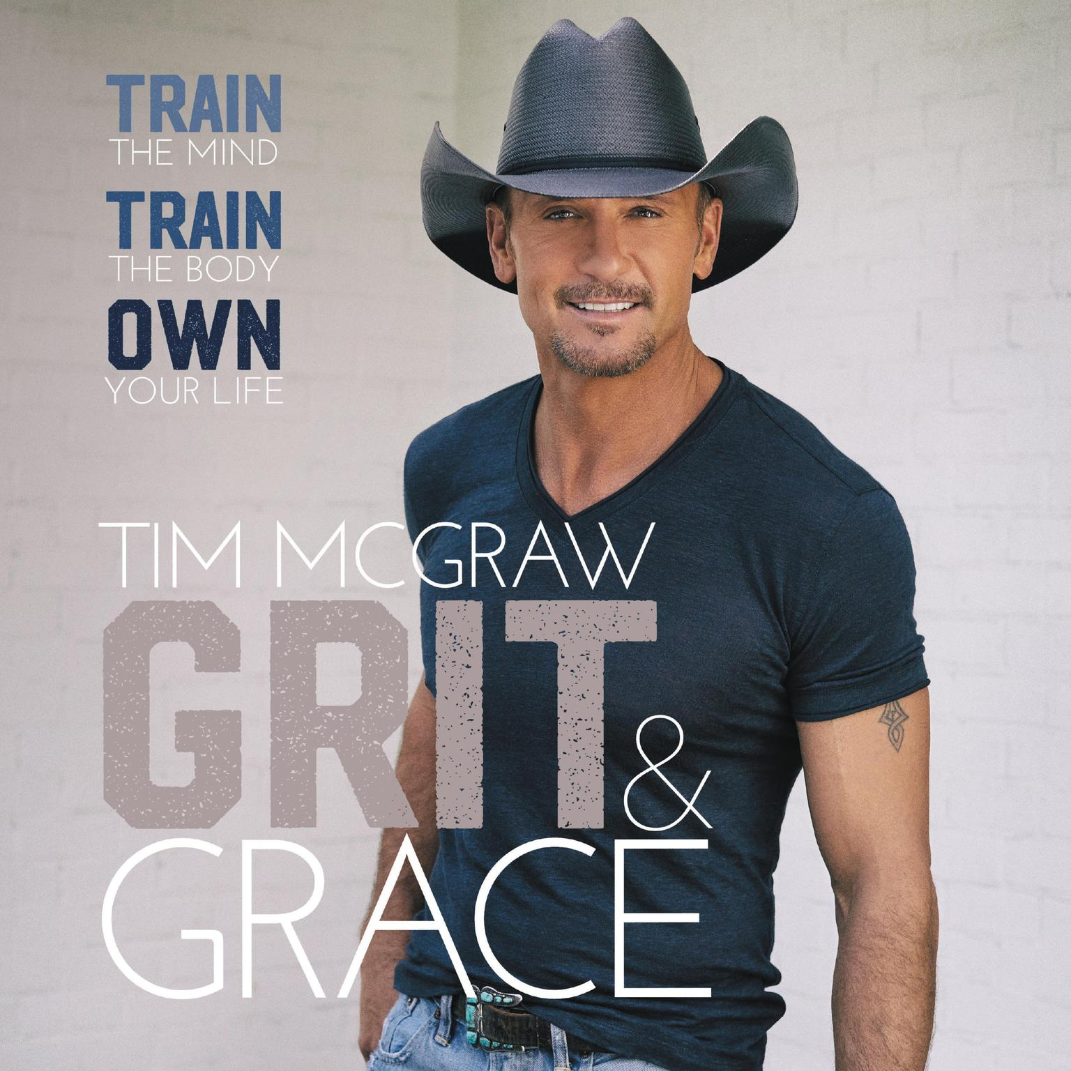 Printable Grit & Grace: Train the Mind, Train the Body, Own Your Life Audiobook Cover Art