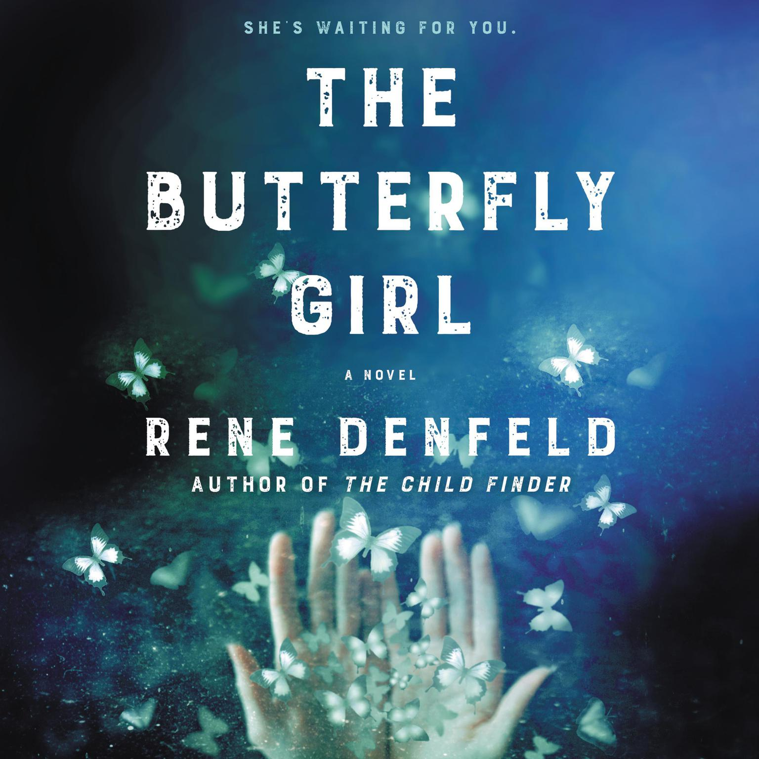 Printable The Butterfly Girl: A Novel Audiobook Cover Art