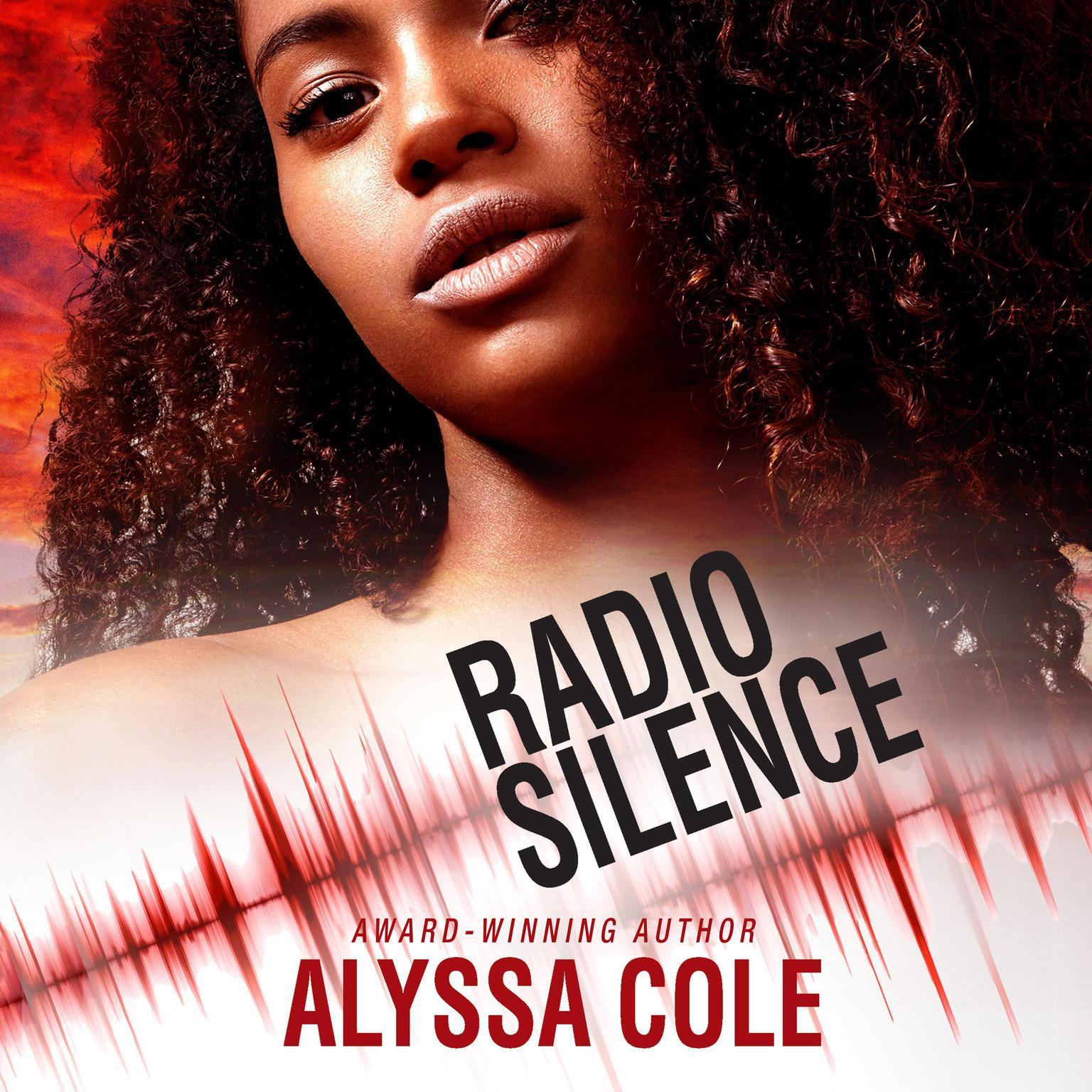 Printable Radio Silence Audiobook Cover Art