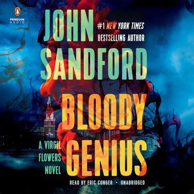 Bloody Genius Audiobook, by John Sandford