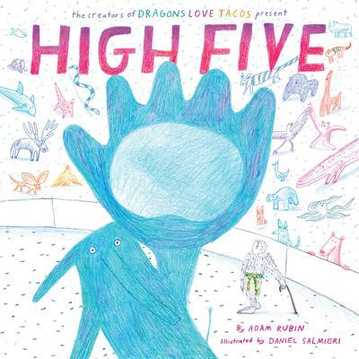 High Five Audiobook, by Adam Rubin