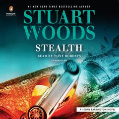 Stealth Audiobook, by Stuart Woods