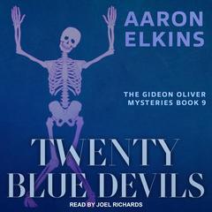 Twenty Blue Devils Audiobook, by Aaron Elkins