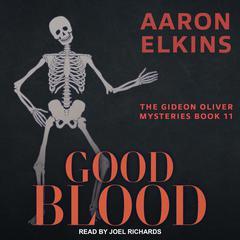 Good Blood Audiobook, by Aaron Elkins