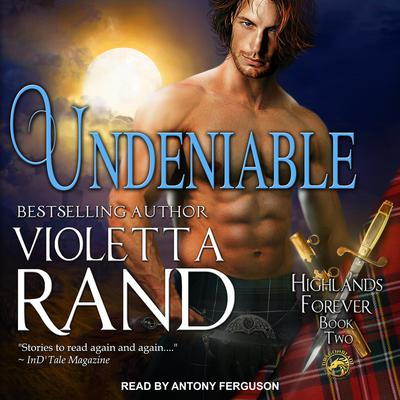 Undeniable Audiobook, by Violetta Rand