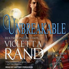 Unbreakable Audiobook, by Violetta Rand