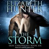 The Storm Audiobook, by Elizabeth Hunter