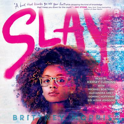 SLAY Audiobook, by Brittney Morris